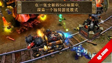 《混沌与秩序之英雄战歌》是一款多人联机在线竞技游戏...